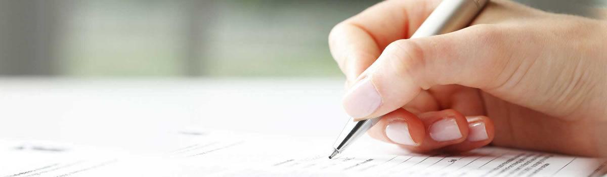 Solicitud de inscripción a cursos gratuitos para autónomos.