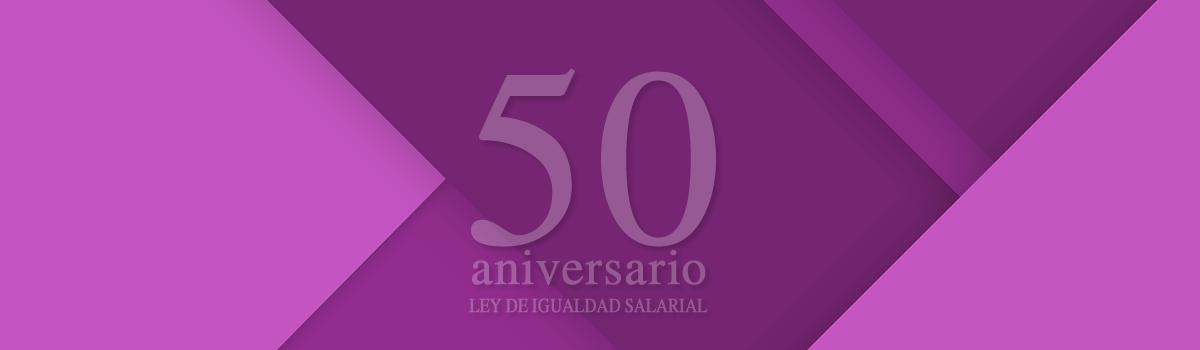 Dulce 50 aniversario para la Igualdad Salarial en el Reino Unido