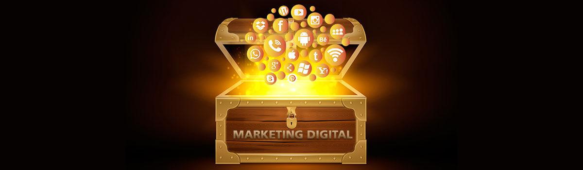 Marketing Digital: qué es y por qué es un tesoro para pymes y pequeño comercio.