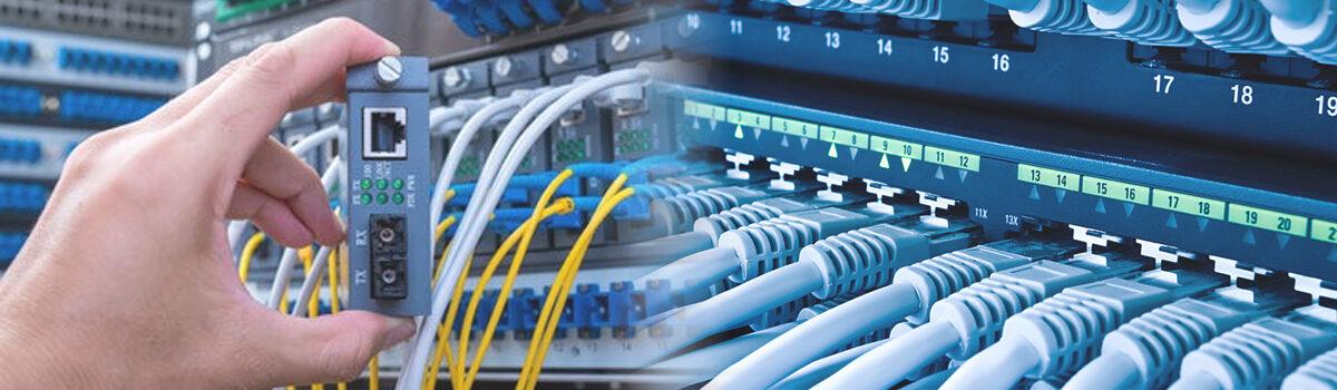 Desarrollo de proyectos de infraestructuras de telecomunicación y redes de voz y datos
